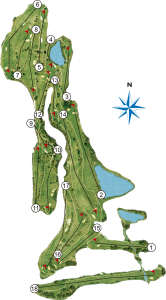 New Course Map